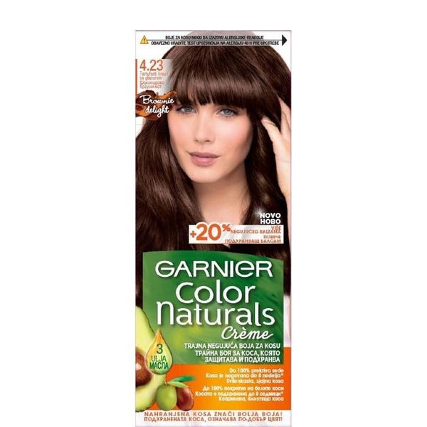 Garnier Color Naturals Боя за Коса | hab.bg Health and Beauty Bulgaria | грижа за косата