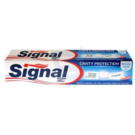 Signal Signal Cavity Protection Паста за зъби, 75ml | hab.bg Health and Beauty Bulgaria | грижа за зъбите