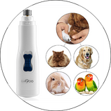 Rechargeable Nails Dog Cat Care Grooming