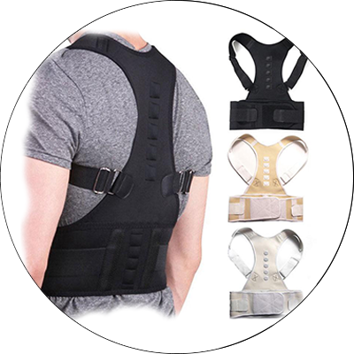 Adjustable Magnetic Back Posture Corrector