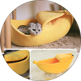 Cat Warm Portable Basket & Home