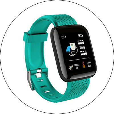 116PLUS Bluetooth Waterproof Smart Watch