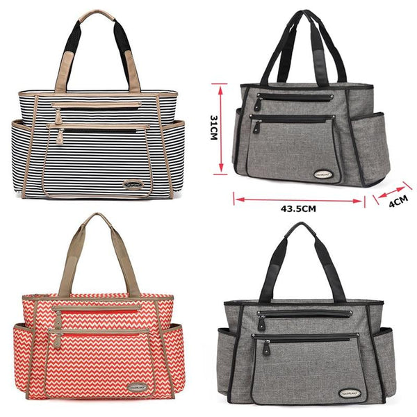 The Colorland Tote - Aifi Diaper Bags