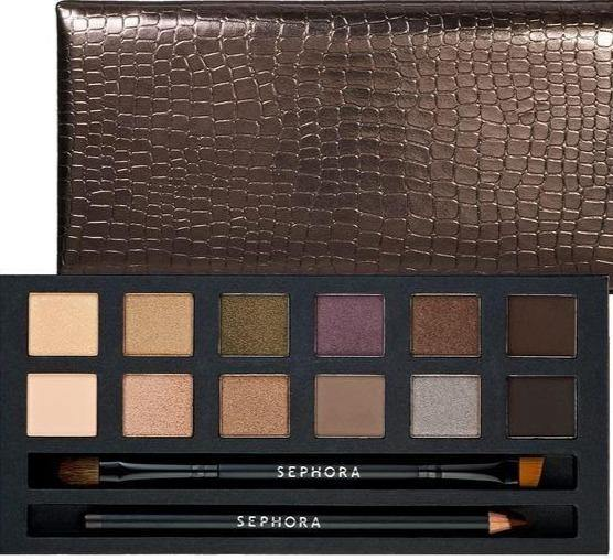 Sephora Collection - IT Palette - Lemon and Twig