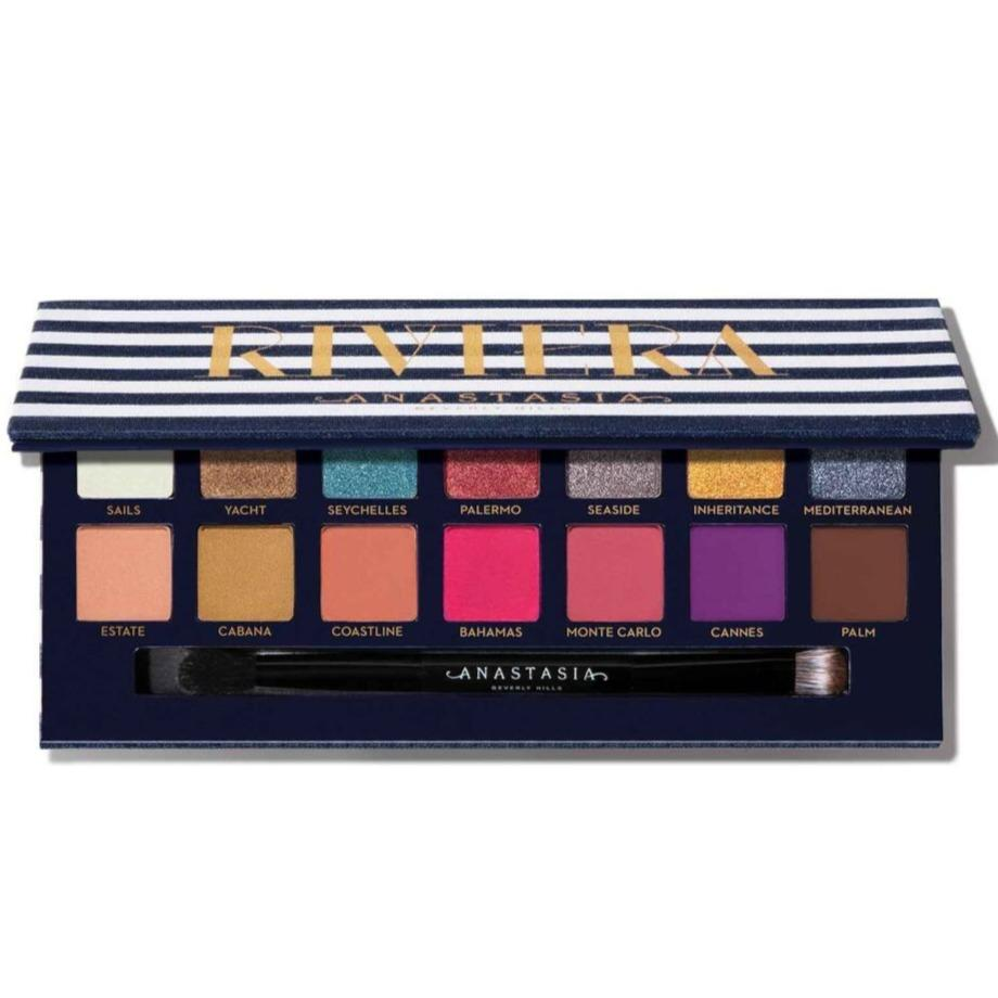 Anastasia Beverly Hills-Riviera Eye Shadow Palette-Makeup - Lemon and Twig