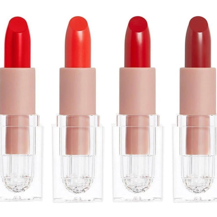 KKW Beauty - Best of Reds Lipstick Set-Makeup - Lemon and Twig
