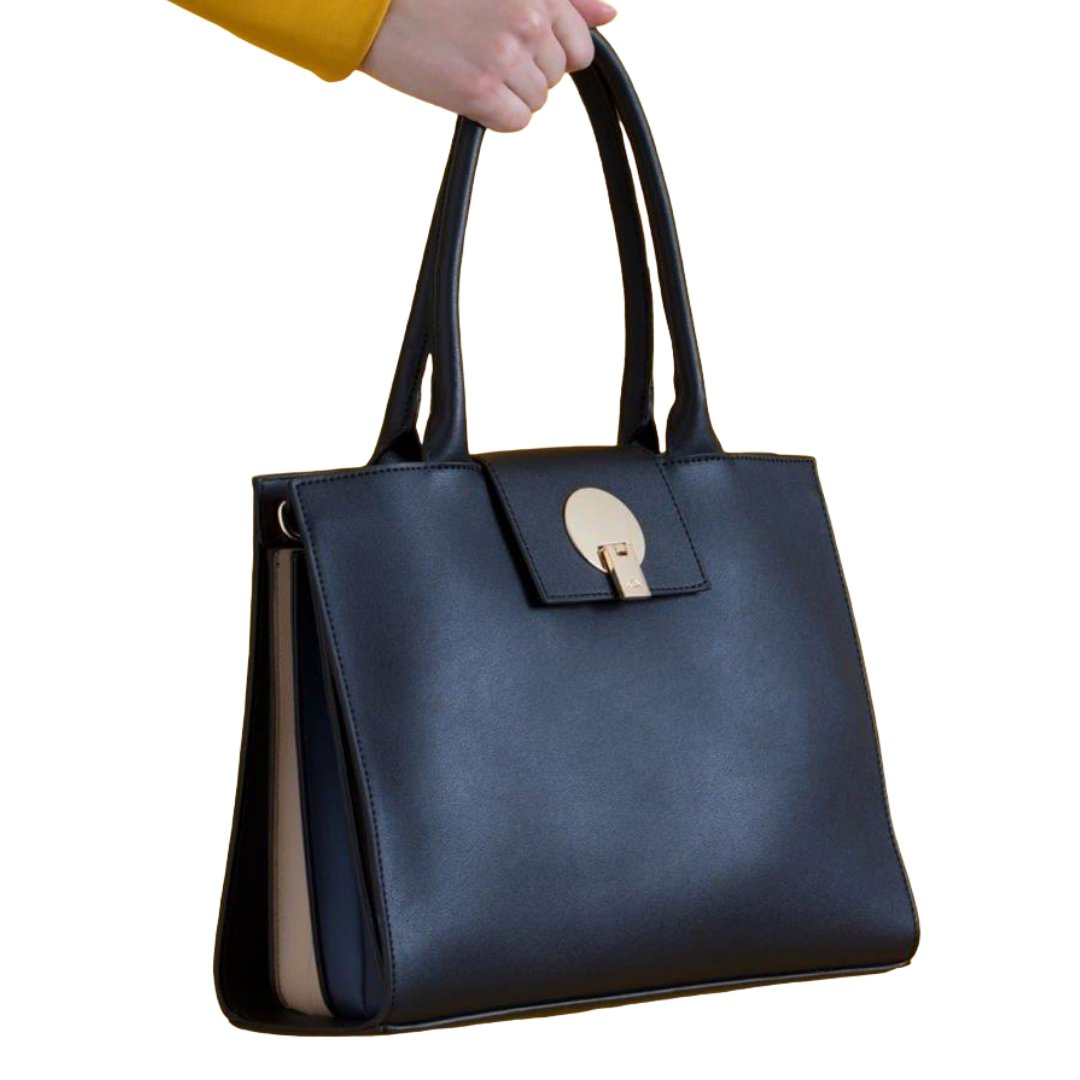 Carpisa-Gabes Shoulder Handbag - Lemon and Twig