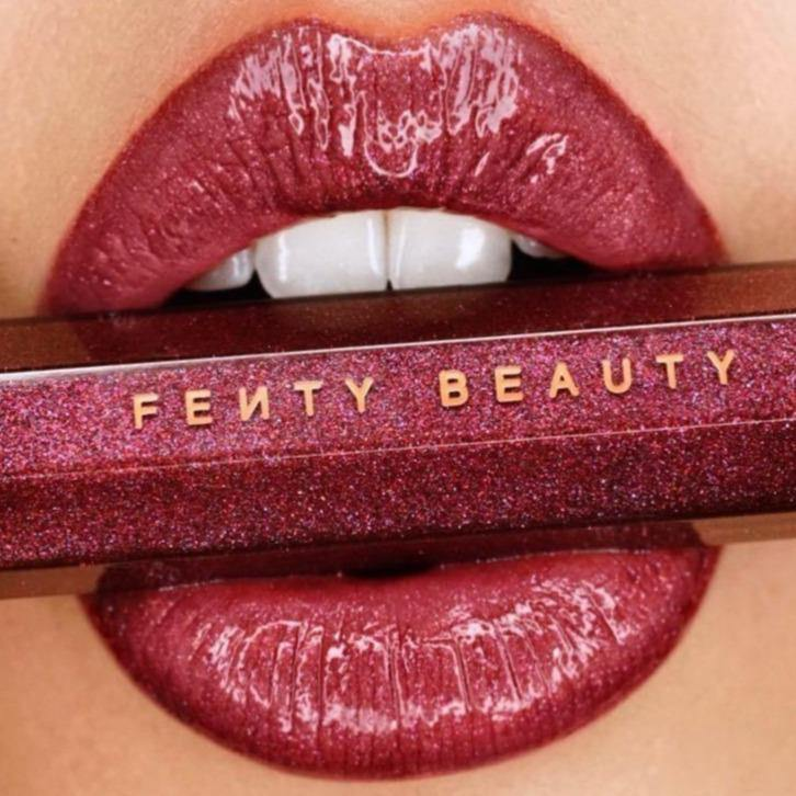 Fenty Beauty-Astro Naughty Cosmic Gloss Lip Glitter-Makeup - Lemon and Twig
