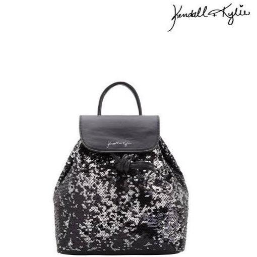 Carpisa-Kendall+Kylie Mini Backpack - Lemon and Twig