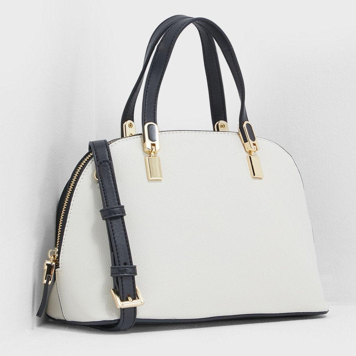 Carpisa-Zip Around Satchel Handbag - Lemon and Twig