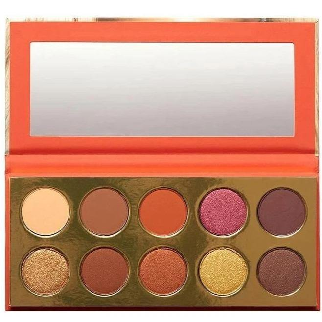 KKW Beauty-Sooo Fire Eyeshadow Palette-Makeup - Lemon and Twig