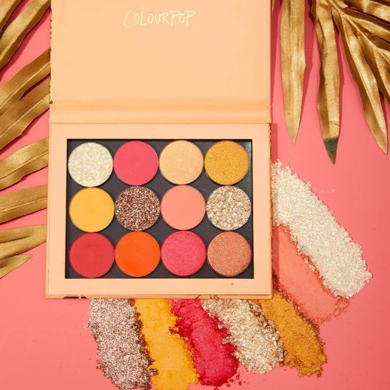 Colourpop- Spicy Mami Pallette-Makeup - Lemon and Twig
