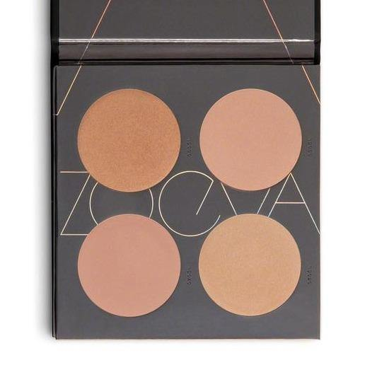 ZOEVA - NUDE SPECTRUM BLUSH PALETTE - Lemon and Twig