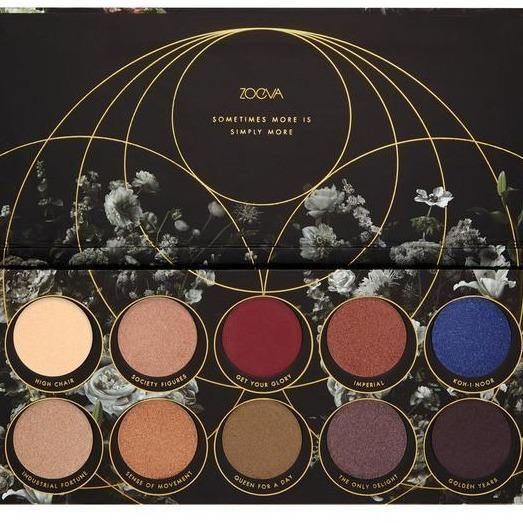 ZOEVA - OPULENCE EYESHADOW PALETTE - Lemon and Twig