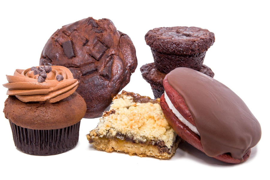 Ultimate Chocolate Lovers Combo Box - Bunner's Bakeshop