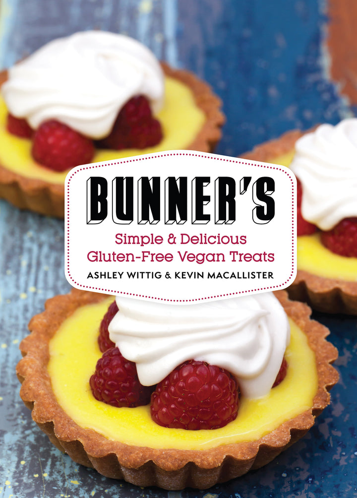 Bunner's Cookbook - Bunner's Bakeshop