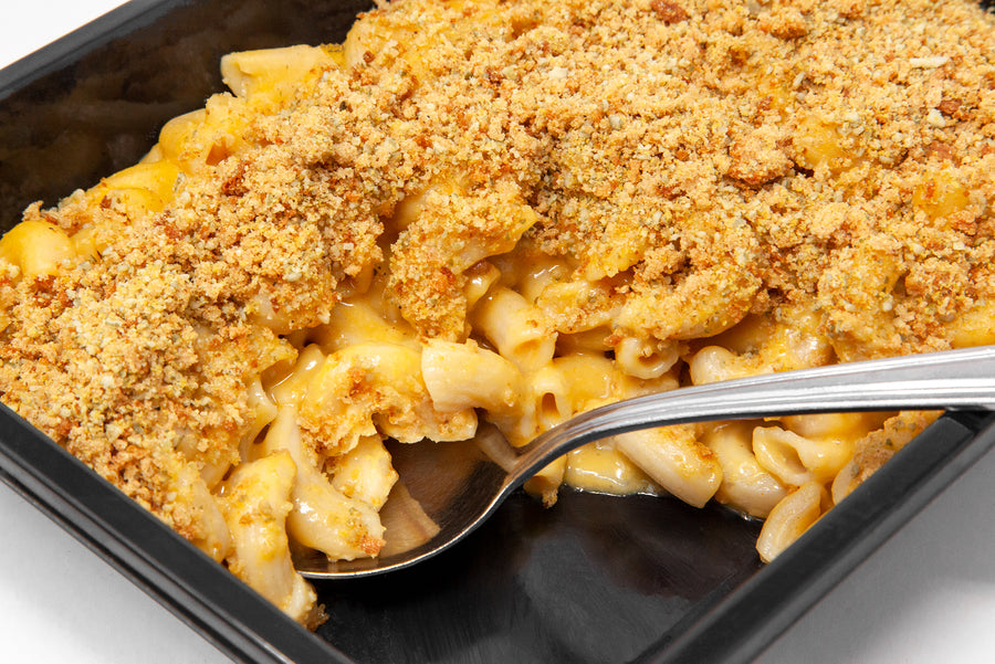 Butternut Squash Mac & Cheese (Classic) - Bunner's Bakeshop