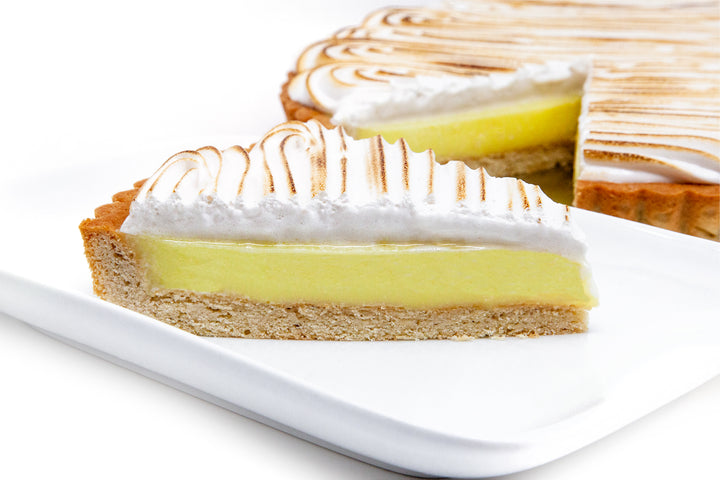 "Lemon Meringue Tart (9"" Round)"