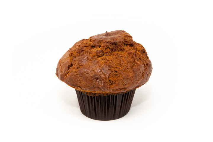Gingerbread Carrot Muffin