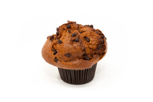 Pumpkin Chocolate Chip Muffin - Bunner's Bakeshop