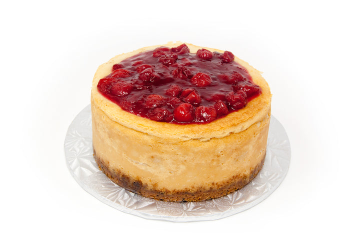 Cherry Cheesecake - Bunner's Bakeshop