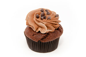 Chocolate Cupcake - Bunner's Bakeshop