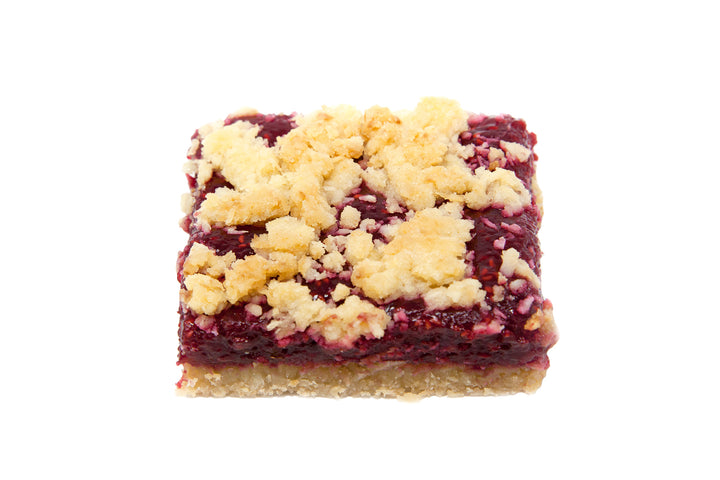 Raspberry Square - Bunner's Bakeshop