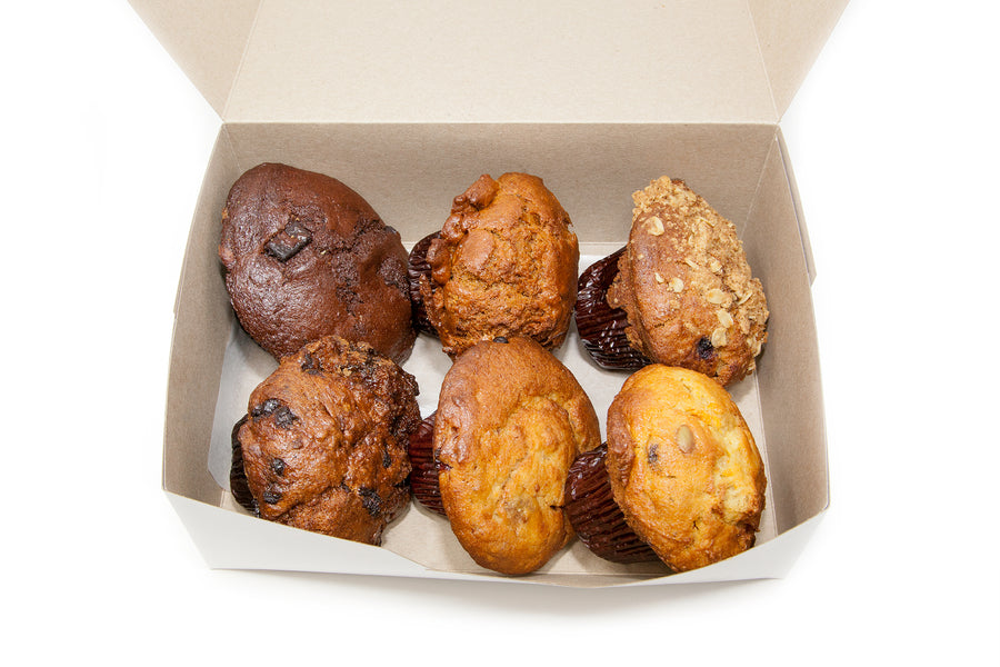 Muffin Combo Box - Bunner's Bakeshop
