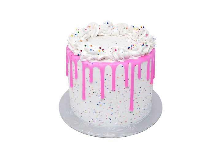 Funfetti Celebration Cake - Bunner's Bakeshop
