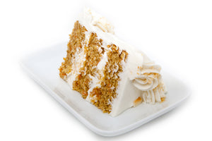Maple Carrot Cake - Bunner's Bakeshop