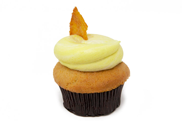 Piña Colada (Cupcake of the Month)