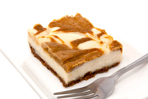 Pumpkin Pie Cheesecake Bar - Bunner's Bakeshop