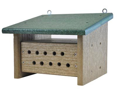 Backyard Bee House Recycled Plastic-Best Nest – The Bee