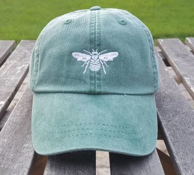 Honey Bee Baseball Cap