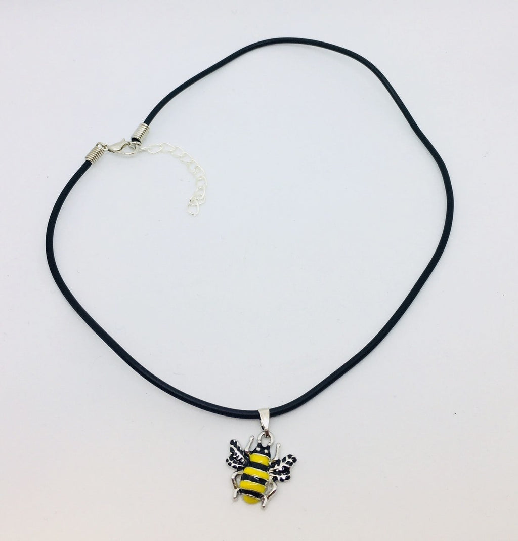 Bee Choker Necklace