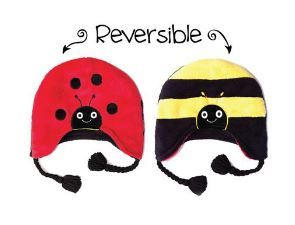 Children's Reversible Winter Hat