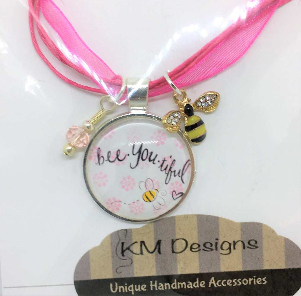 Bee-you-tiful necklace