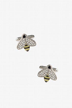 Bee Cuff Links