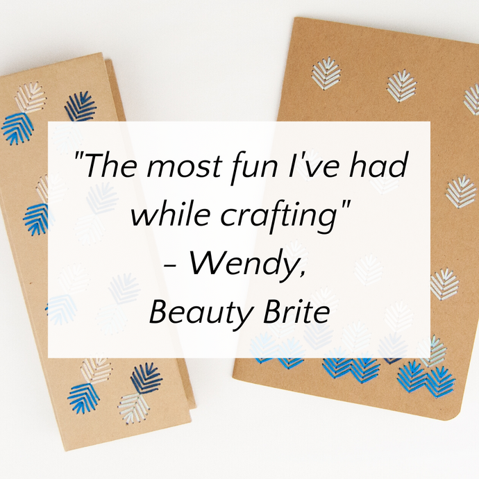 """The Most Fun I've Had While Crafting"""