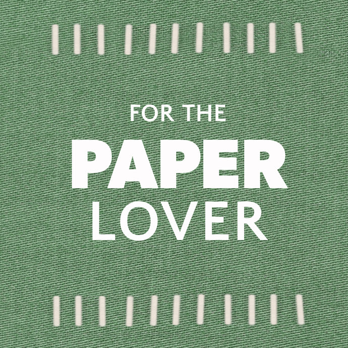 Gift Guide: For the Paper Lover