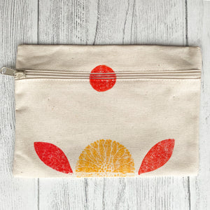 Stamped Zip Pouch Mini Kit