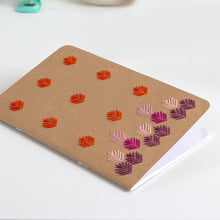 Load image into Gallery viewer, Embroidered Notebook Mini Kit