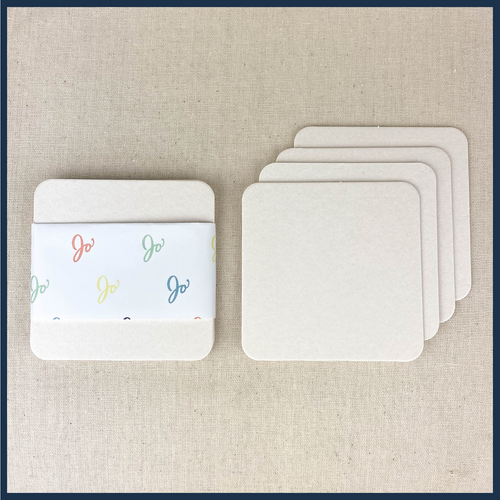 Coaster Refills - Sets of 4