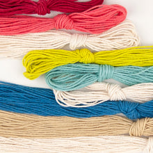 Load image into Gallery viewer, Macramé Jewelry: Macrame Cord Color Refill Set