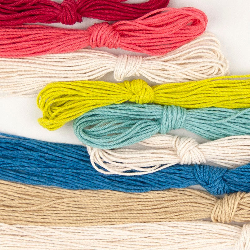 Macramé Jewelry: Macrame Cord Color Refill Set