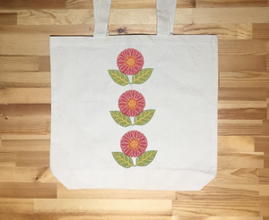 Tote Bag Stamping Kit