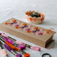 Load image into Gallery viewer, Pencil Case Embroidery Kit