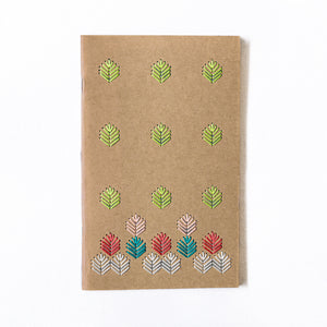 Embroidered Notebook Mini Kit
