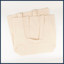 Load image into Gallery viewer, Fabric Stamping Tote Bag Refill Set - contains 2 tote bags