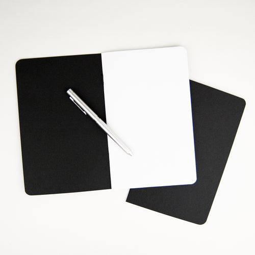 Joone Black Notebooks (Refill Set of 2)